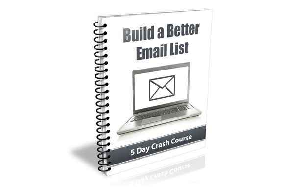 Build A Better Email List